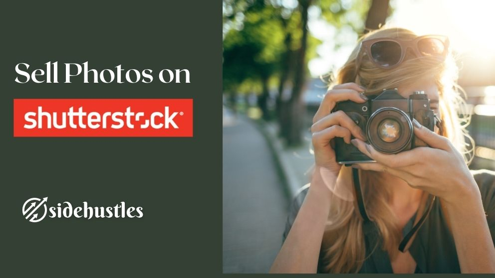 How do I sell my photos on Shutterstock