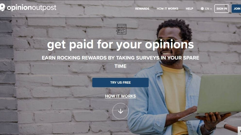 What is Opinion Outpost